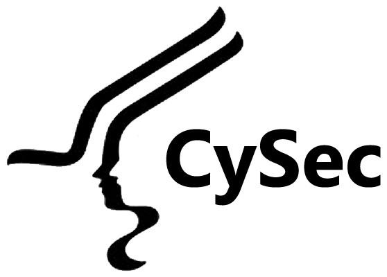 CySEC сертификат