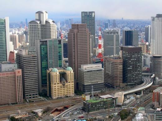 Осака-Кобе